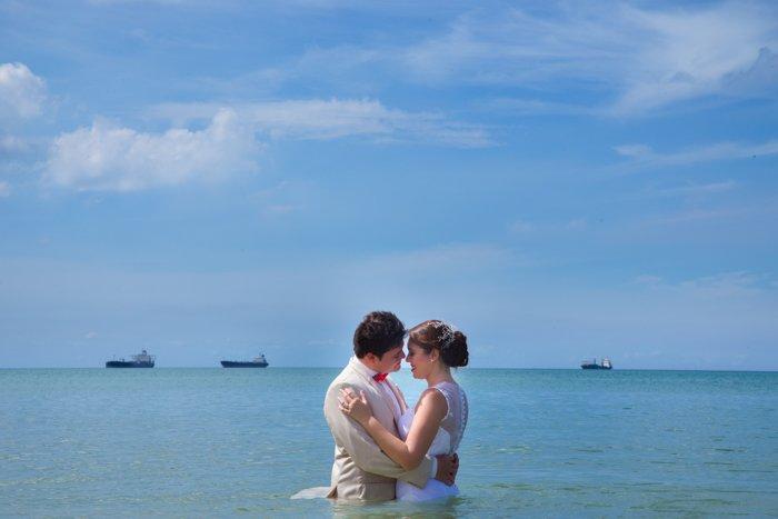 Atillio & Vanessa | Wedding Photography | Hotel Eurobuilding Hotel Villa Caribe, Punto Fijo Venezuela
