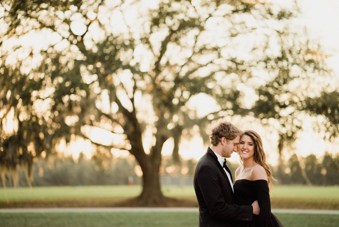 Tyler & Halie Engagement photoshoot in Valdosta GA by Velas Studio Wedding Photographers