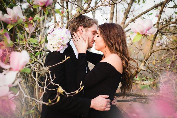 Tyler & Halie Engagement photoshoot in Valdosta GA by Velas Studio Wedding Photographers