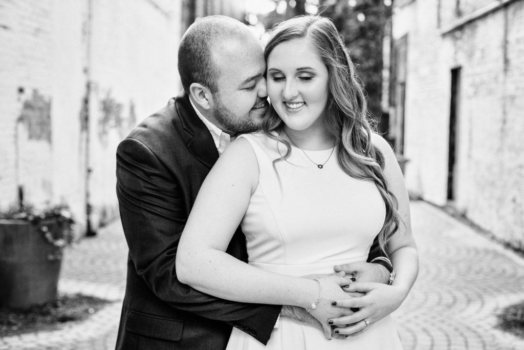 Valdosta Downtown engagement session