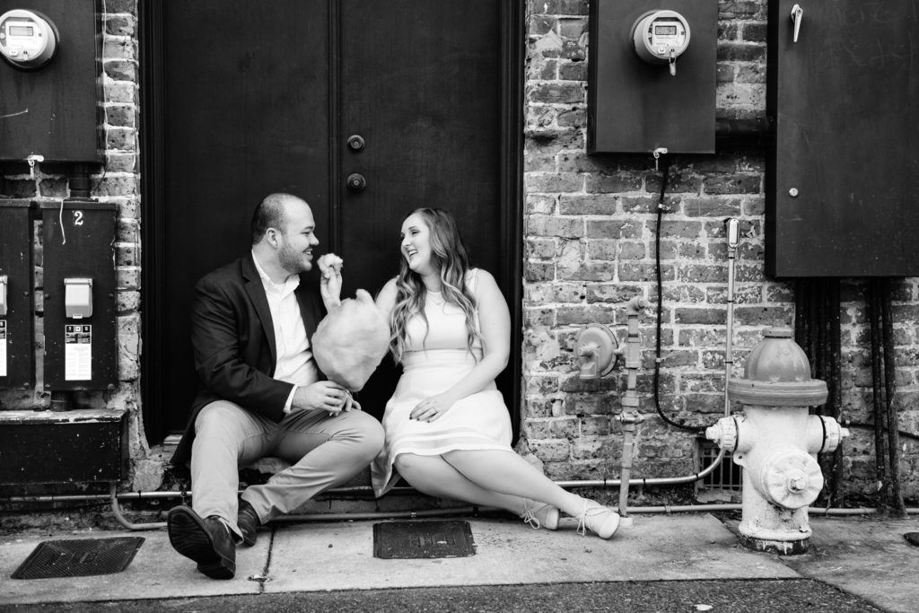 Velas Studio engagement session