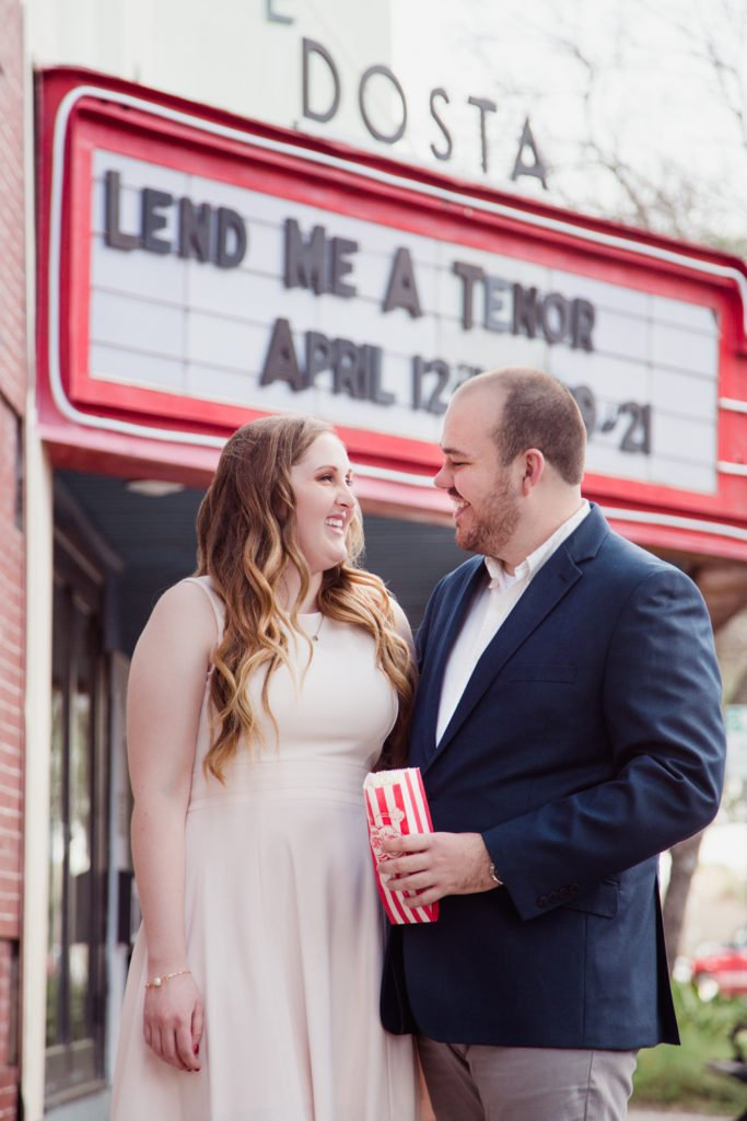 Valdosta Historic Downtown Engagement session
