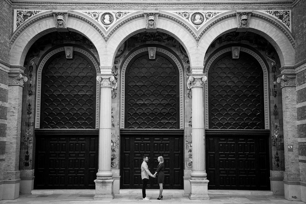 Sesión de fotos en Parque El Retiro, Madrid España