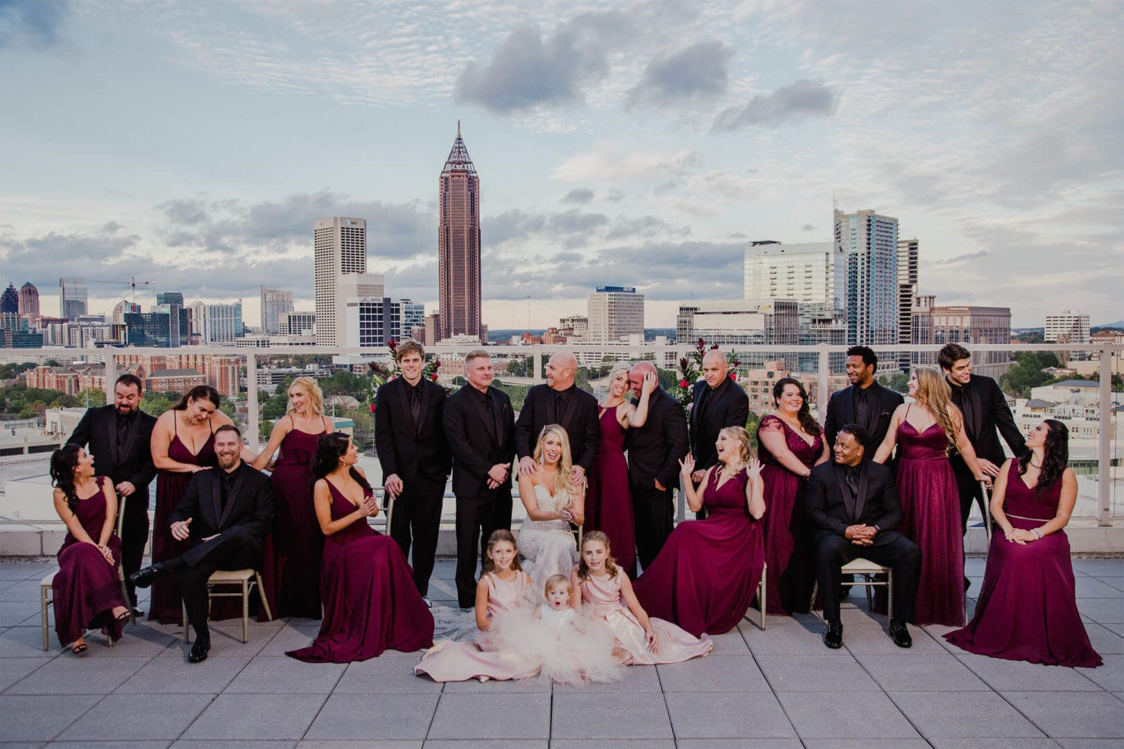 Atlanta Madrid Wedding Photographer Videographer