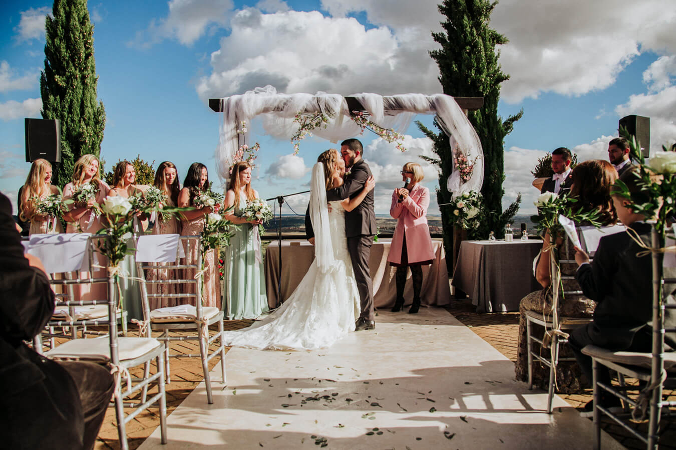 Madrid Wedding Photographer and Videographer