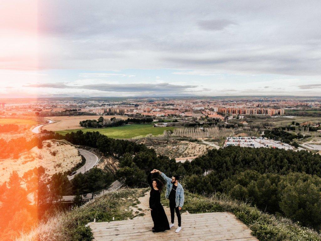 Fotos de Preboda Madrid, fotógrafo las Rozas de Madrid.