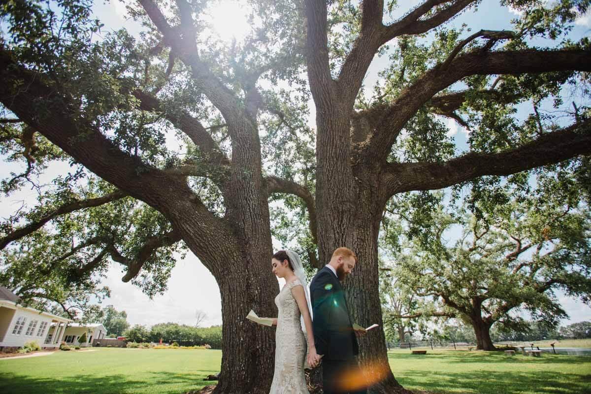 Hannah & Stephen's Wedding Donalsonville GA