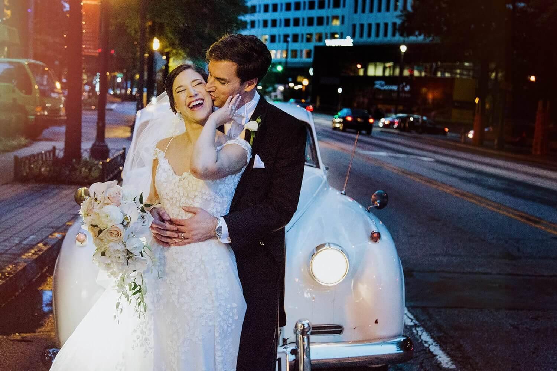 Clementina & Ty's Wedding