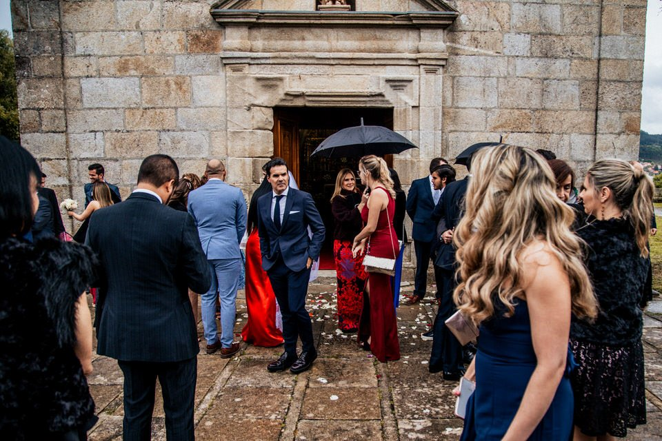 wedding in vigo