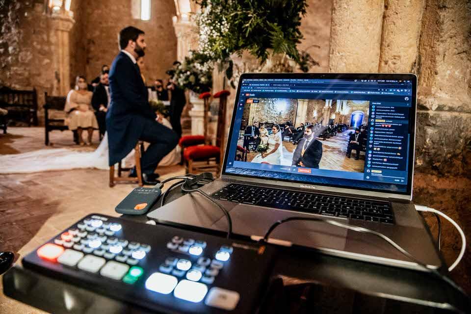 boda en vivo