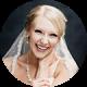 Bride Sierra portrait