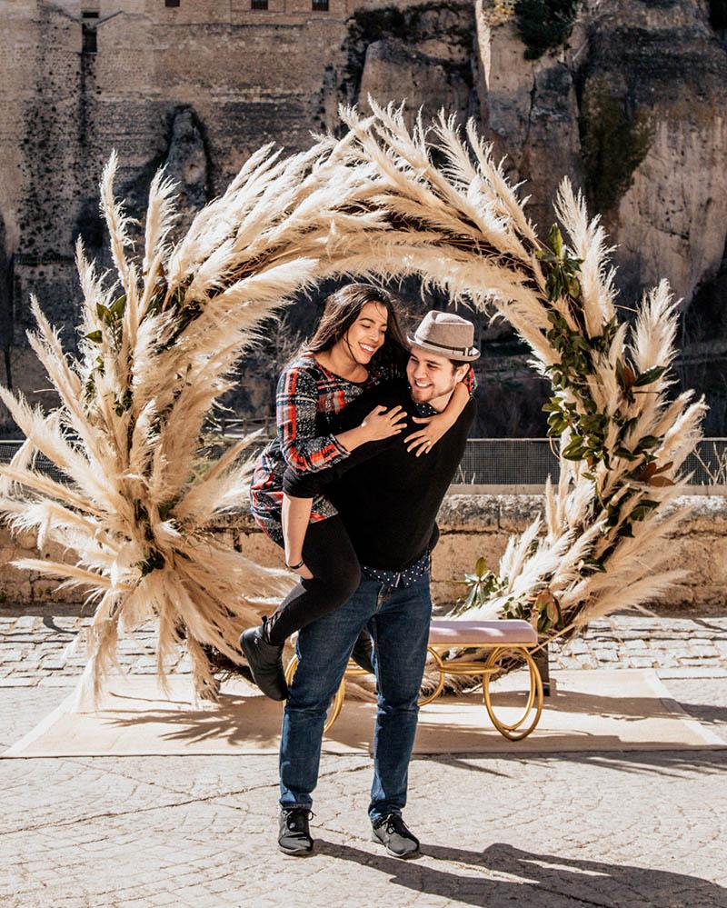 fotógrafos de boda Diego y Oriana