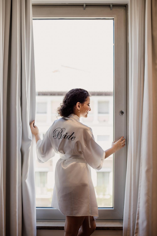 novia en hotel H10 Puerta de Alcalá 4