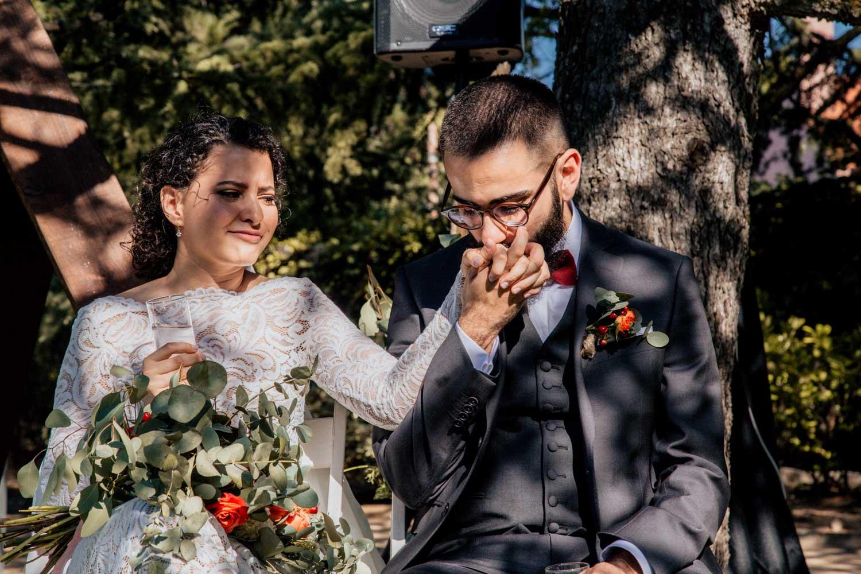 Boda Carlos y Deborah finca los torreones Madrid