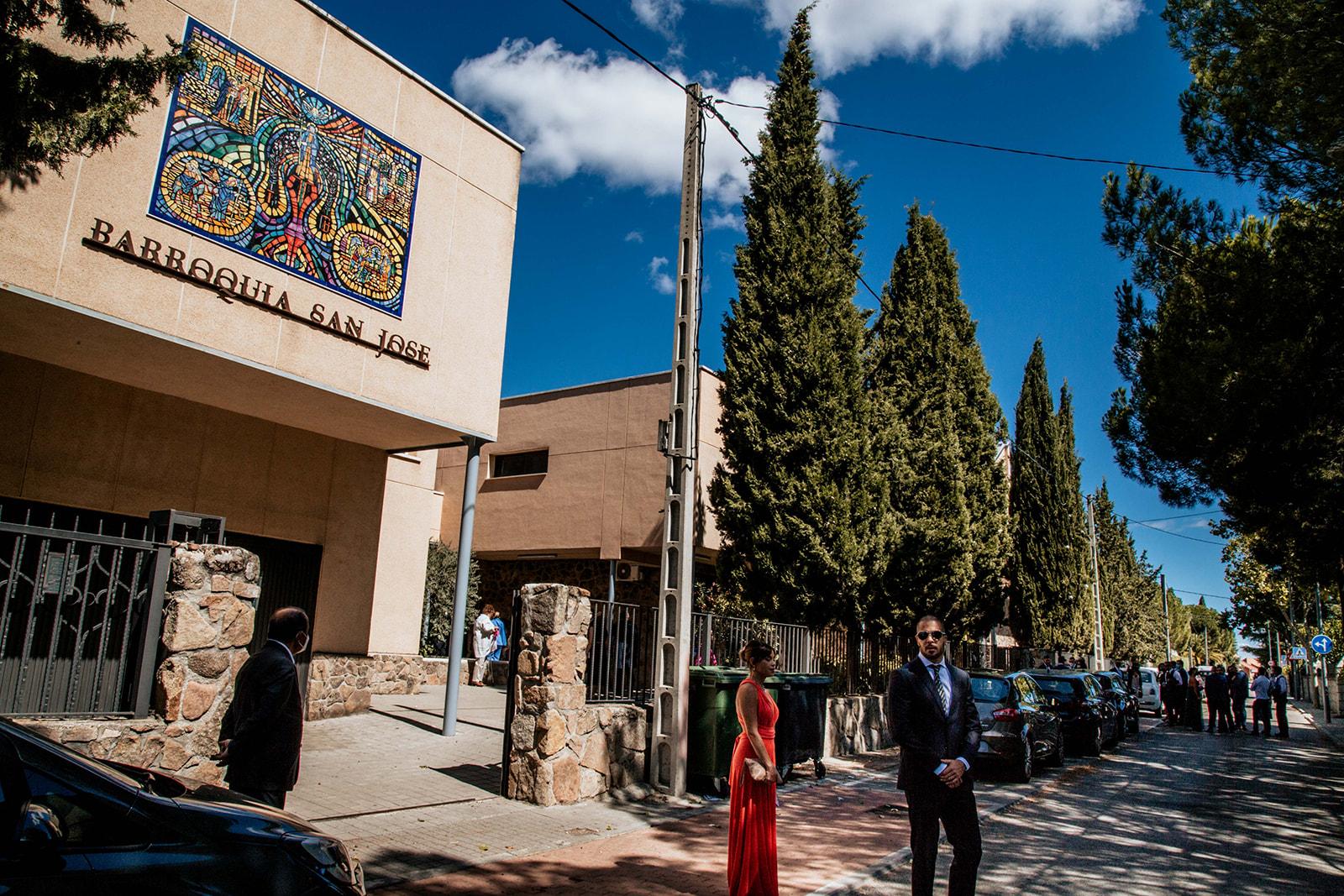 Parroquia San Jose Las Matas