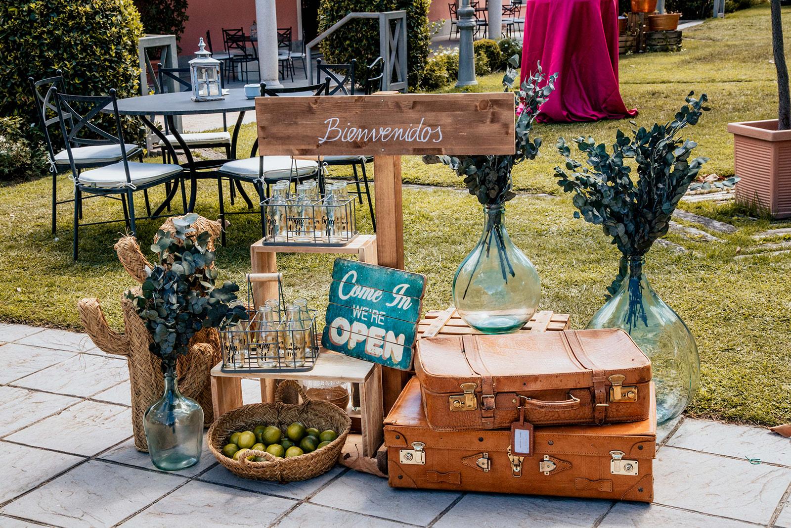 decoración de bodas fotógrafo de bodas Madrid