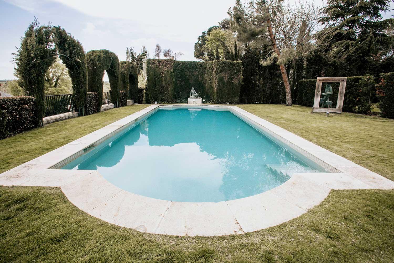 piscina Fundación Fran Daurel